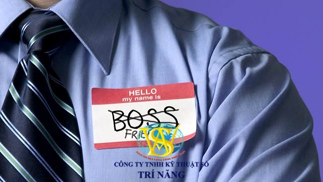 boss not friend